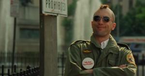 Taxi Driver – Manhattan muy cargado
