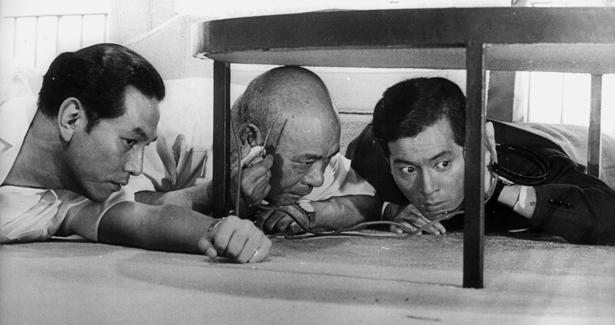 13 - El infierno del odio (Akira Kurosawa, 1963)