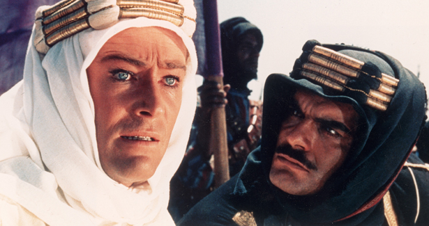 O'Toole, Sharif In 'Lawrence Of Arabia'