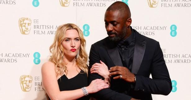 Kate Winslet podría unirse a Idris Elba en un nuevo proyecto