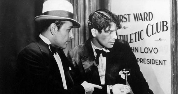 21 - Scarface, el terror del hampa (Howard Hawks, Richard Rosson, 1932)