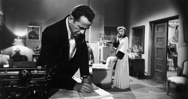 29 - En un lugar solitario (Nicholas Ray, 1950)
