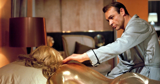 95 - JAMES BOND CONTRA GOLDFINGER