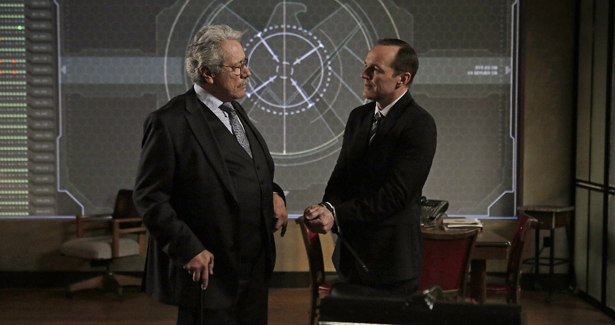 EDWARD JAMES OLMOS, CLARK GREGG
