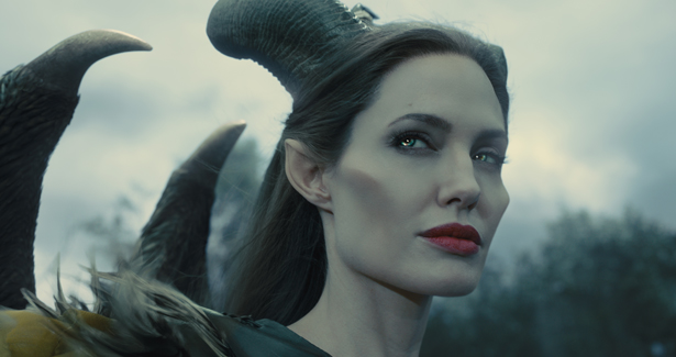 Disney's MALEFICENT Maleficent (Angelina Jolie) Ph: Film Frame ©Disney 2014