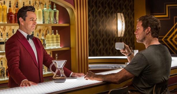 Chris Pratt; Michael Sheen