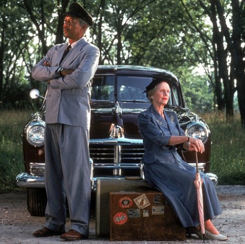 Driving Miss Daisy - inside
