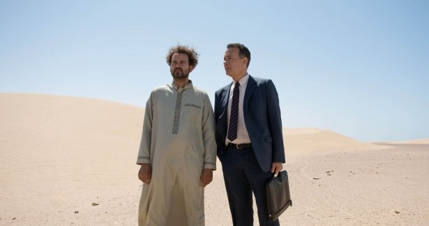 Esperando al Rey - Hanks espera a Godot