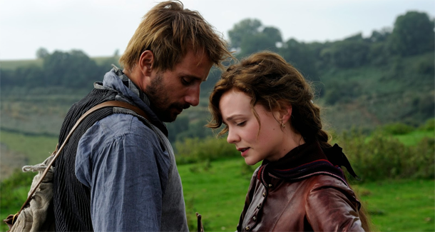 Far from the madding crow