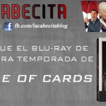Consigue la primera temporada de House of Cards en Blu-ray