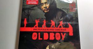 Unboxing y sorteo de la edición especial de OldBoy