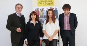 Entrevista a Audrey Dana, directora de French Women