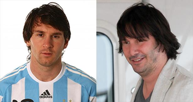 Keanu Messi