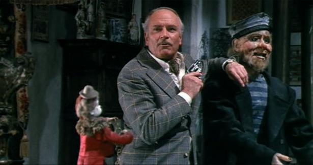 Mankiewicz. Sleuth
