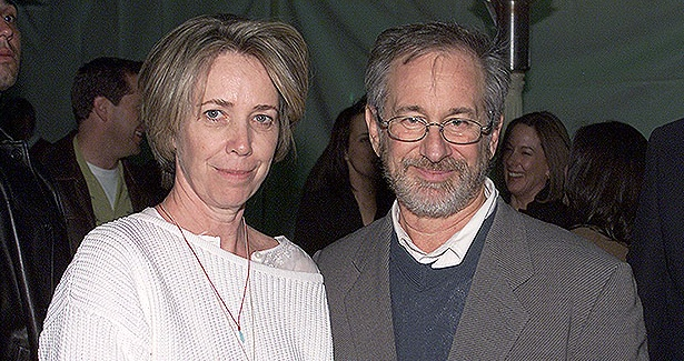 Melissa-Mathison-and-Steven-Spielberg