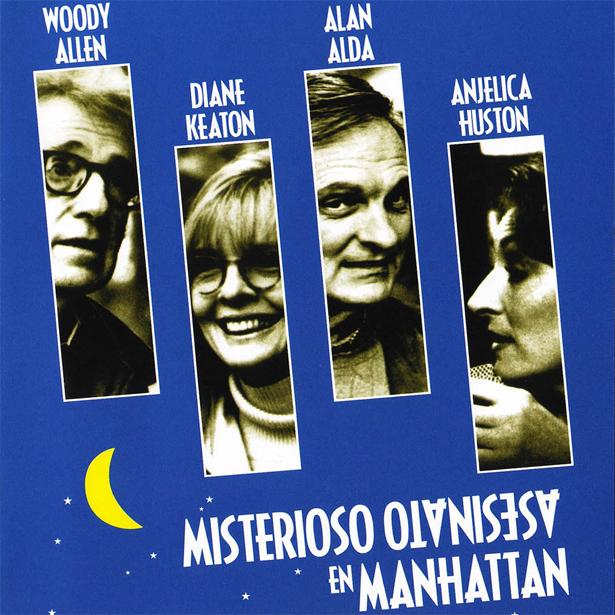 Miseterioso Asesinato en Manhattan