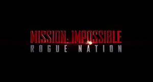 Primer teaser tráiler de 'Misión Imposible: Nación Secreta'