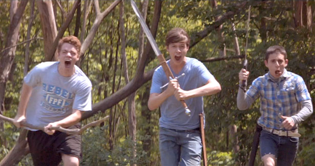 THE KINGS OF SUMMER3