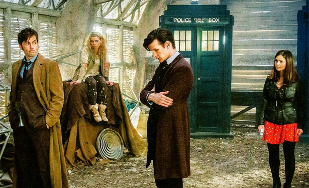 The Day of The Doctor1