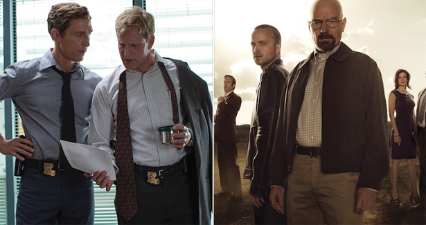 True Detective Breaking Bad