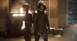 Arrow (3ª temporada) y Flash (1ª temporada) – La sintonía del rayo y la flecha