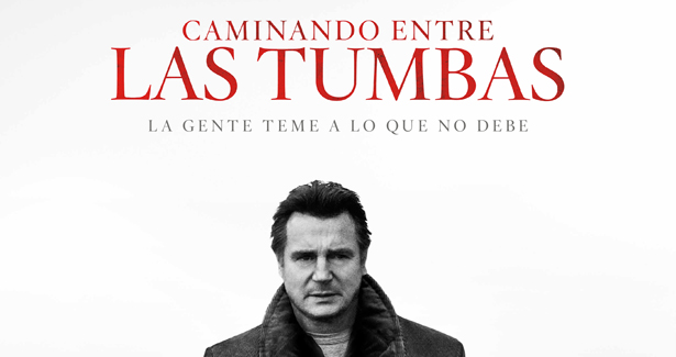 cartel final CAMINANDO ENTRE LAS TUMBAS