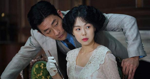 The Handmaiden, Park Chan-Wook