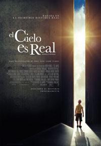 CARTEL EL CIELO ES REAL 68X98.indd