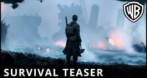 Teaser tráiler de 'Dunkirk', el nuevo film de Christopher Nolan
