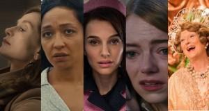 Analizando los Oscar 2017: Mejor actriz
