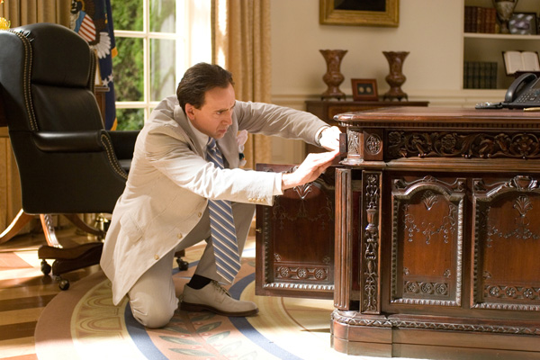 National Treasure Book of Secrets Nicolas Cage - White House