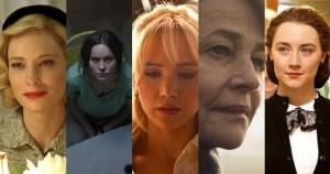 Analizando los Oscar 2016: Mejor actriz