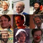 Los 15 rostros de Robin Williams