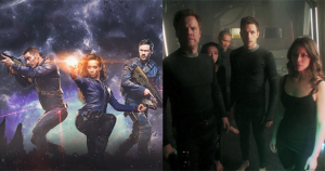 El retorno de las Spaces Operas: KillJoys y Dark Matter