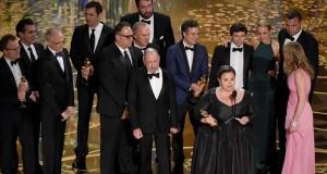 Ganadores de los Premios Oscar 2016